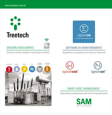 With its own stand and article on bushings, Treetech participates in the VIII Workspot